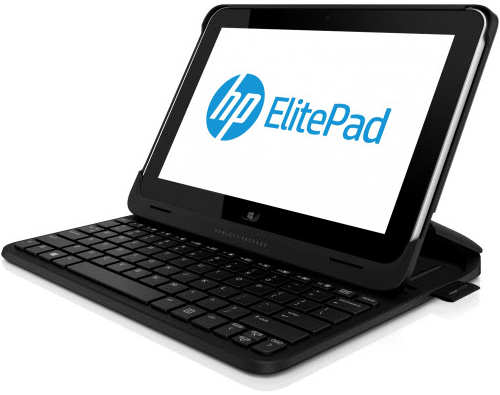 HP ElitePad 1000 G2 Review - YouTube