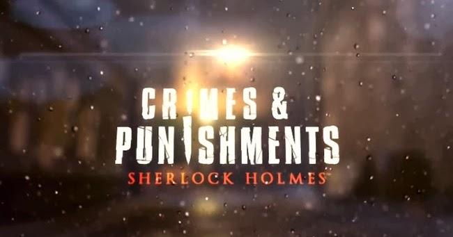 Sherlock Holmes: Crimes & Punishment walkthrough