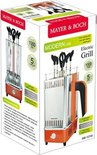 Mayer & Boch MB-10945 – купить шашлычница, сравнение цен интернет-магазинов: фото, характеристики, описание | E-Katalog