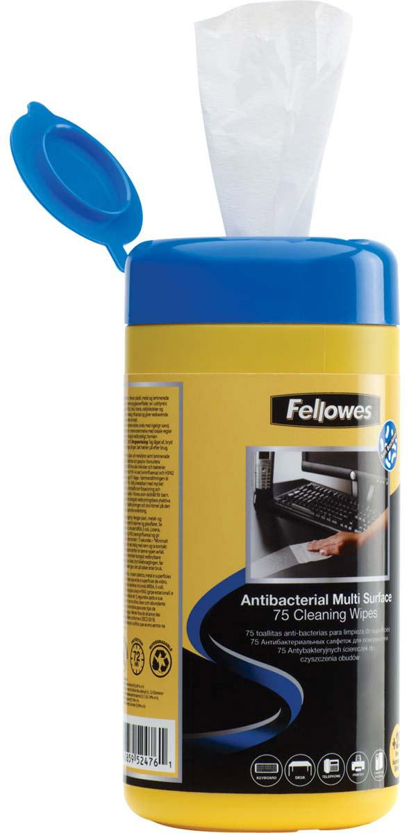 Купить Влажные салфетки FELLOWES FS-99703 в интернет-магазине СИТИЛИНК, цена на Влажные салфетки FELLOWES FS-99703 (513426)