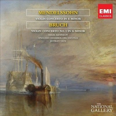 Mendelssohn & Bruch: Violin Concertos by Nigel Kennedy on Amazon Music - ugra.ru