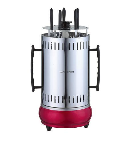 Шашлычница электрическая 1000 Вт Mayer & Boch 10746 купить в интернет-магазине по низкой цене