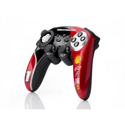 Отзывы Thrustmaster F1 Wireless Gamepad Ferrari 150th Italia Alonso Edition | Рули, джойстики, геймпады Thrustmaster | Подробные характеристики, Отзывы покупателей