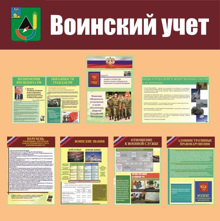 наглядная агитация по воинскому учету с картинками обустраиваете зимний