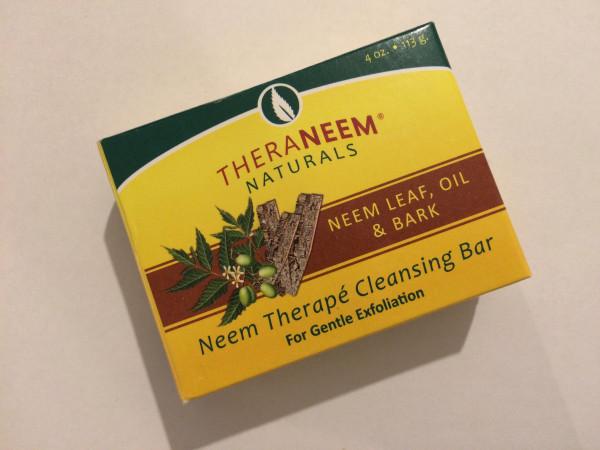 Organix South - TheraNeem Organix Cleansing Bar For Gentle Exfoliation Neem Leaf, Oil & Bark - 4 oz. - ugra.ru