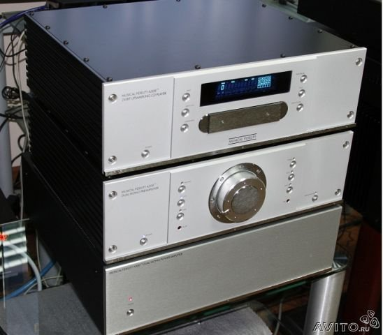 Musical Fidelity A1-CD цена, характеристики, видео обзор, отзывы