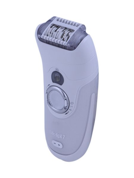 Отзывы Braun 7-539 Silk-epil 7 Wet & Dry | Эпиляторы и женские электробритвы Braun | Подробные характеристики, Отзывы покупателей