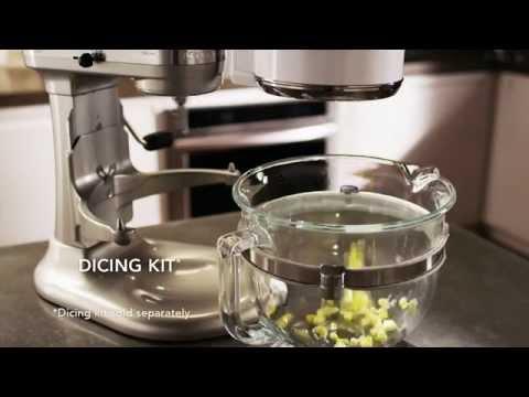 KitchenAid Artisan 5KCF0104 Cook Processor   AmbienteDirect