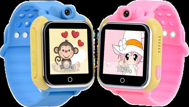 Часы Smart Baby Watch Q75 | ugra.ru