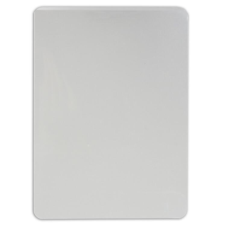 ОфисМаxi - Пленки-заготовки для ламинирования АНТИСТАТИК BRAUBERG, комплект 100 шт., для формата A4, 100 мкм, 531793