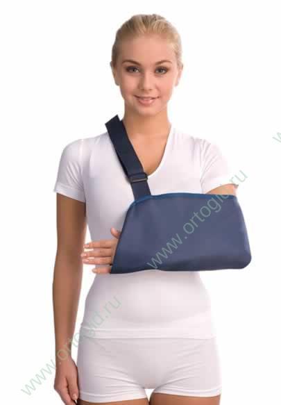 Детский плечевой бандаж косынка Orlett AS-302 (P) купить в интернет магазине ugra.ru цена от 2300 руб.