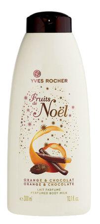 Yves Rocher - Fruits de Noël - Orange et Chocolat / Orange Chocolate