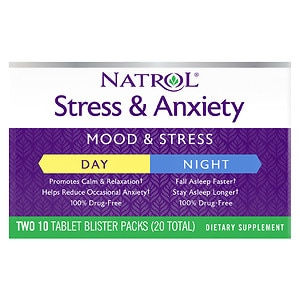 5-HTP For Mood & Stress – Natrol