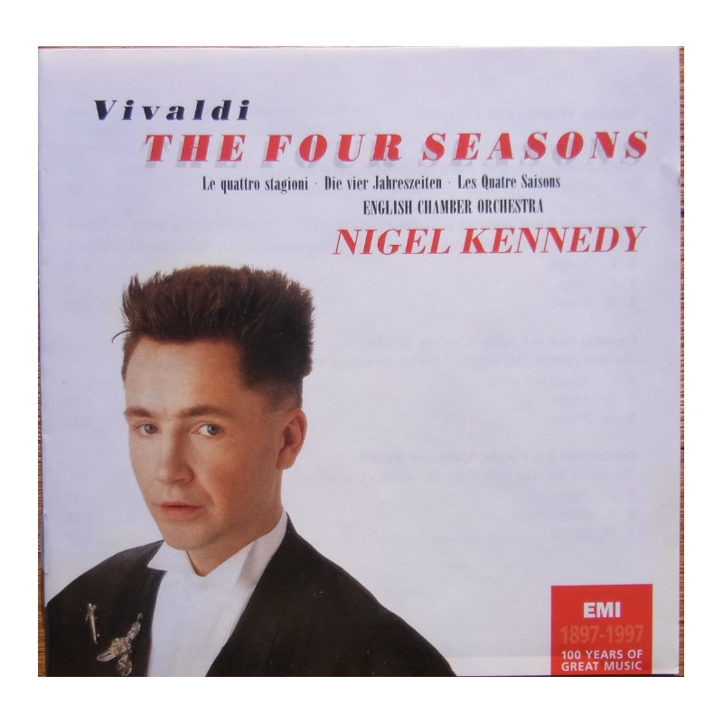 Nigel Kennedy | Credits | AllMusic