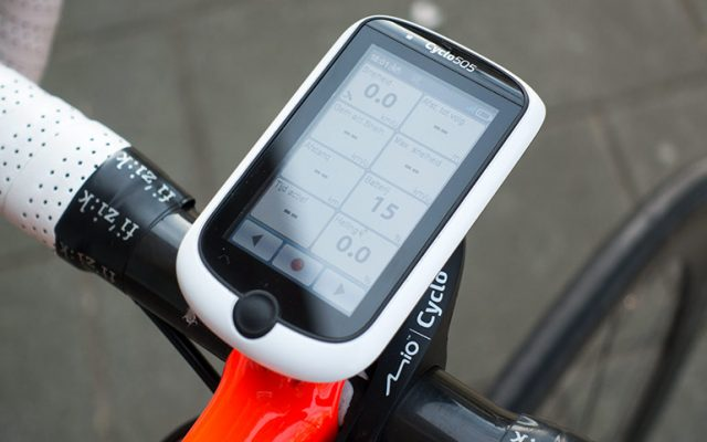 Mio Cyclo 505 HC Bike Navigation / Computer. Part 1 - Unboxing / Review. - YouTube