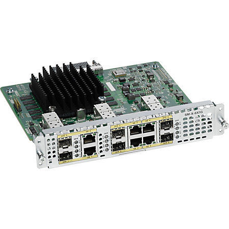 SM-X-6X1G - Isr 4000 Series - Routers - Cisco - MULTI-LINK