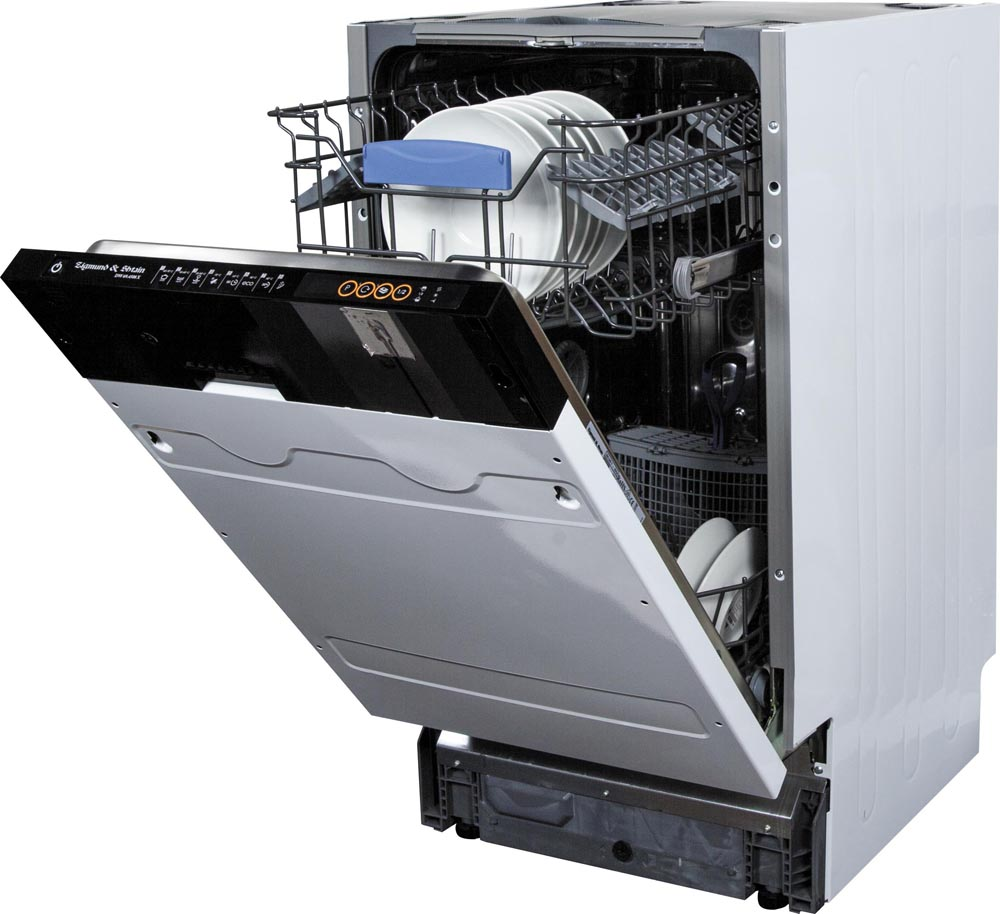 Посудомоечная машина Zigmund Shtain купить у официального дилера.