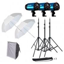 Grifon bestkit 110 комплект импульсного света в Воронеже купить недорого в интернет магазине с доставкой | 40NOG