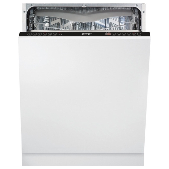 Посудомоечная машина Gorenje Plus GDV 670 X у официального дилера в Москве, цена по запросу - с официальной гарантией производителя, смотрите инструкции и отзывы на встраиваемую посудомоечную машину Горенье GDV 670 X.