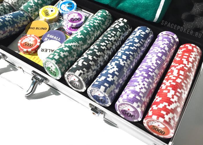 Набор для покера Casino Royale на 500 фишек - YouTube