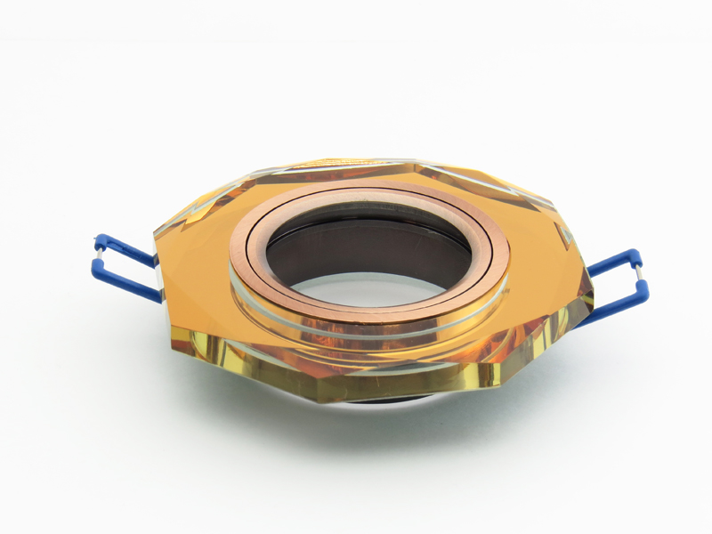 Светильники для потолка из гипсокартона: виды, установка точечных приборов, фотографии