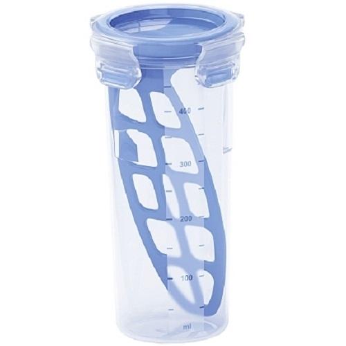 Контейнер для хранения CLIP & CLOSE Glas, прямоугольный–EMSA