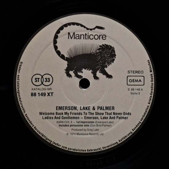 Emerson, Lake & Palmer - Lucky Man - YouTube