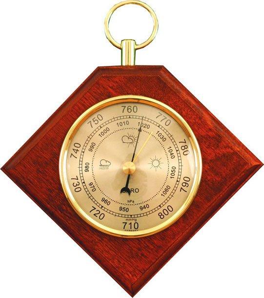 Механические метеостанции в деревянном корпусе — купить на ugra.ruе