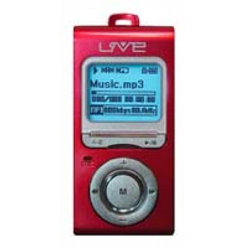 Cmtech LiveMusic <CA-F180-1Gb> White (MP3 Player, Flash Drive, FM Tuner, 1Gb, дикт., Line In, USB2.0) (44006) | ugra.ru