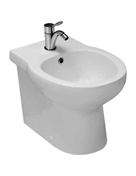 Loop & Friends Surface-mounted bathroom sink (rectangular) Rectangle 51540U - Villeroy & Boch