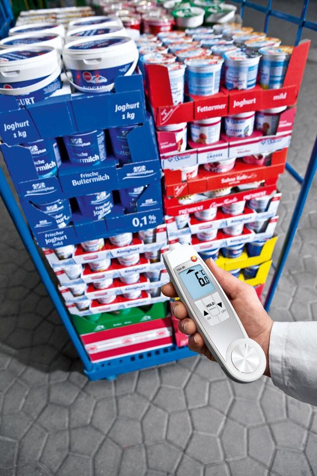 Компактні електронні термометри Testo