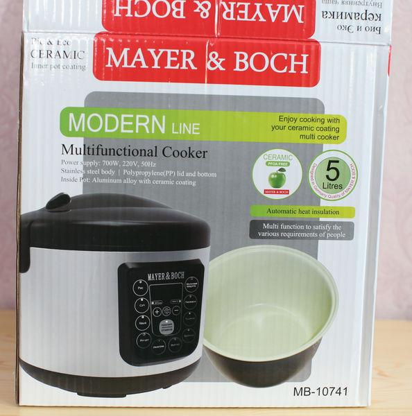 Мультиварка Mayer & Boch MB-10741 ― купить в ugra.ru