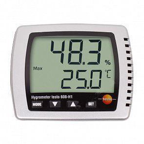 Testo 608-H1 Термогигрометр цена 6 596 ₽ купить в СПб - Санкт-Петербург