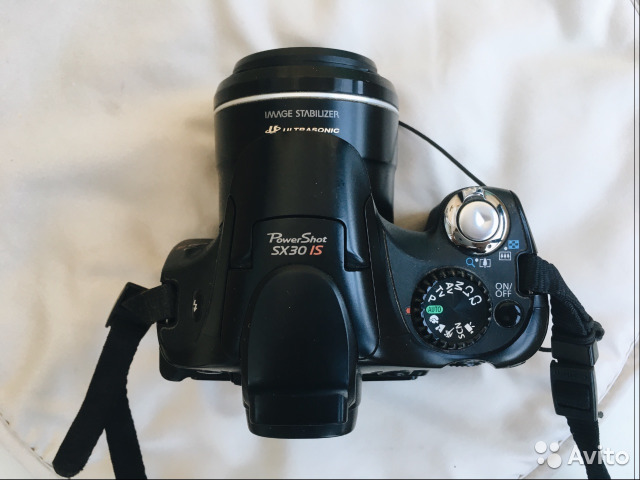 Фотоаппарат Canon Powershot SX30 IS - YouTube