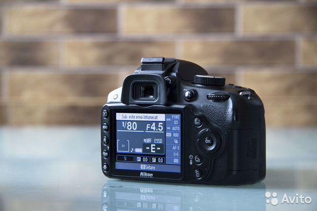 Nikon D3200 — Википедия