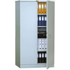 Купить металлические бухгалтерские шкафы в Москве - архивные шкафчики из металла для документов и ценных бумаг по низким ценам - Профизделия