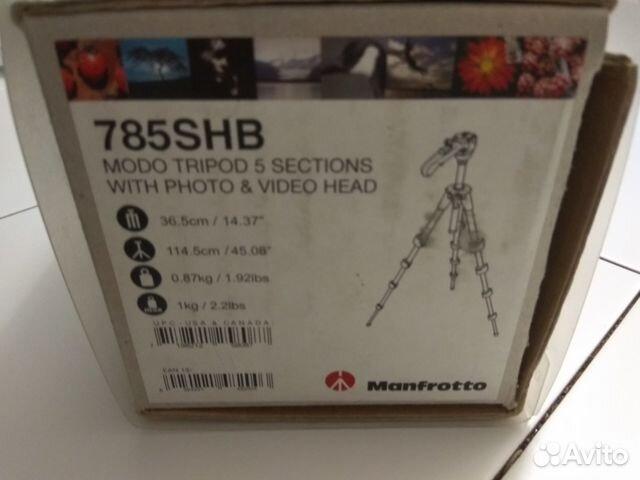 manfrotto 785b tripod | eBay