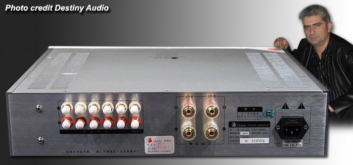 Купить Предварительный усилитель Aleks Audio & Video Multiman по выгодной цене на ugra.ruе