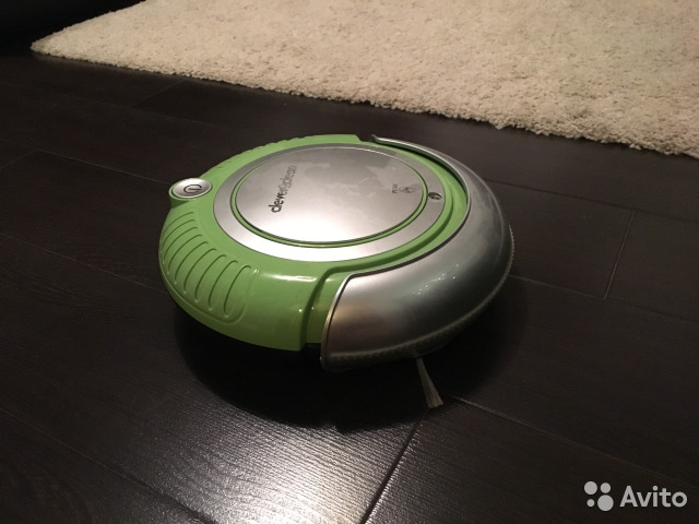 Робот-пылесос Clever & Clean 004 M-Series: обзор и отзывы