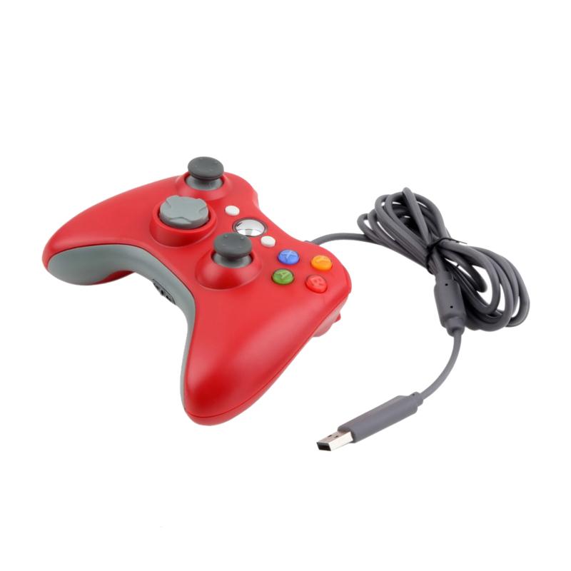 Джойстик проводной для Xbox 360 Controller