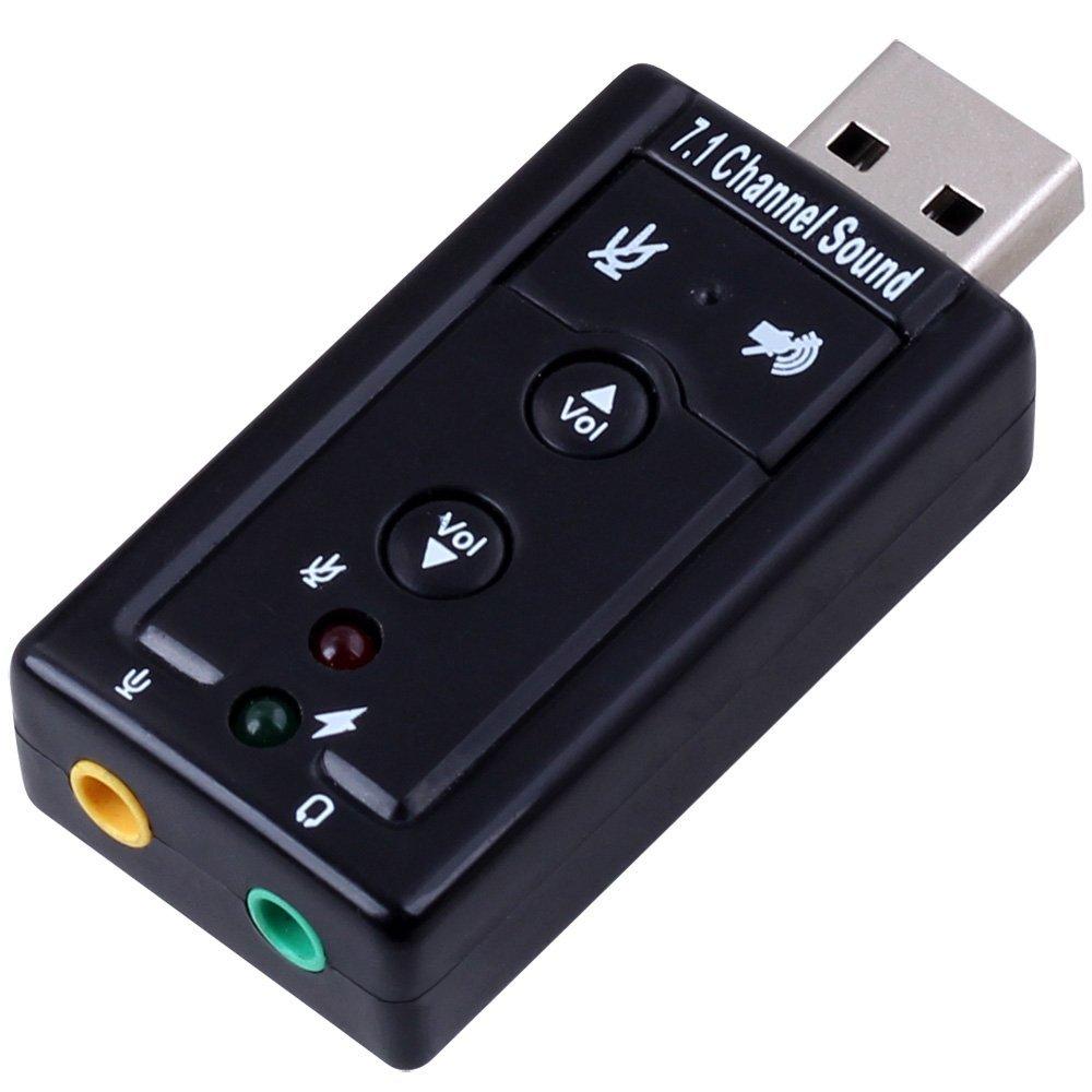 Купить Внешняя звуковая карта TRAA71 (C-Media CM108) в интернет магазине DNS. Характеристики, цена | 1088680