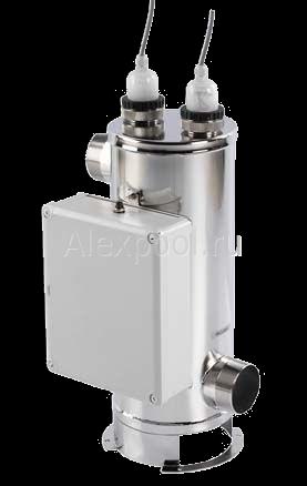 Ультрафиолетовая лампа для воды УФ Varioclean Pro-Х 285 W (3Х95)