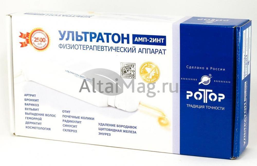 ультратон от простатита