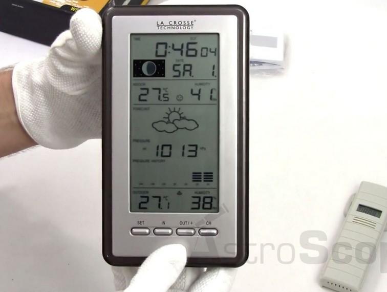 Отзывы La Crosse WS9057 | Цифровые метеостанции La Crosse | Подробные характеристики, Отзывы покупателей