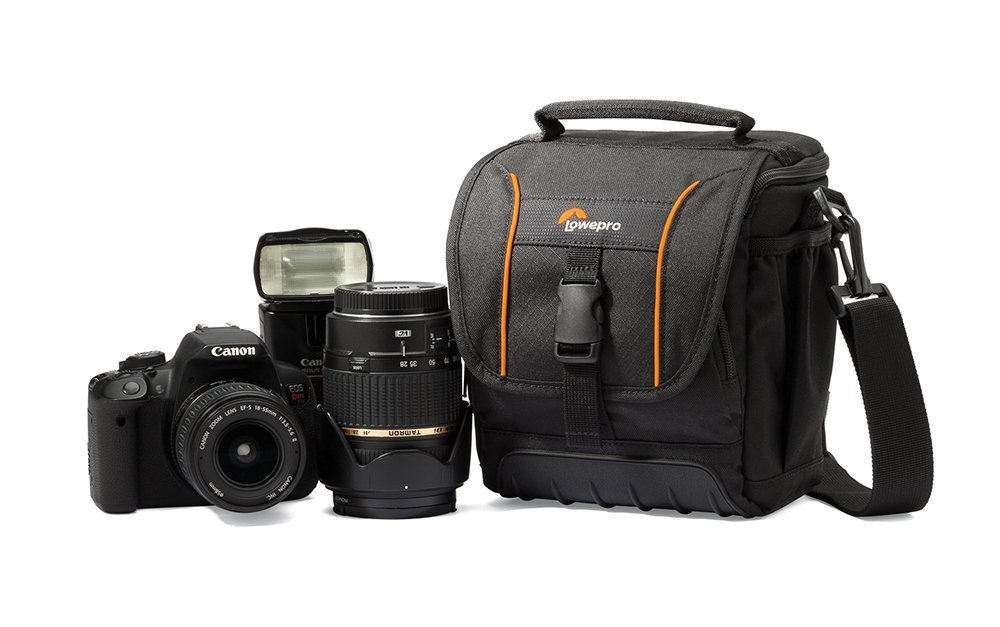 Сумка для фотоаппарата Lowepro Scout SH 100 синий - Интернет-магазин фототехники и аксессуаров - ugra.ru