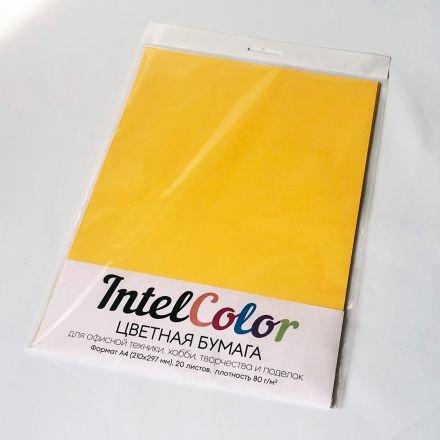 Бумага цветная, Index Color, 80гр, А4, 5х50 (22,57,68,77,29), 250л — купить по лучшей цене в интернет-магазине OLDI в Москве — характеристики