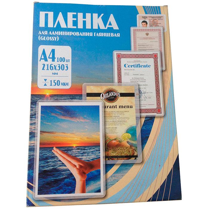 Купить Пленка для ламинирования OFFICE KIT PLP10323, 80мкм, 216х303 мм, 100шт., глянцевая, A4 в интернет-магазине СИТИЛИНК, цена на Пленка для ламинирования OFFICE KIT PLP10323, 80мкм, 216х303 мм, 100шт., глянцевая, A4 (561170)