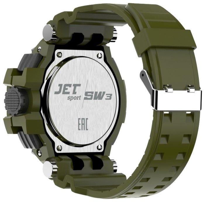 Часы Jet Sport SW-3 Black - цена на Часы Jet Sport SW-3 Black, купить Часы Jet Sport SW-3 Black в интернет магазине МТС