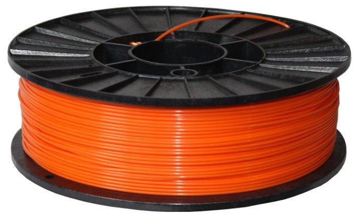 Купить ABS пластик 1,75 FL-33 флуоресцентный оранжевый 1 кг в Москве и всей РФ   Интернет-магазин Top3DShop