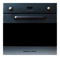 Независимый электрический духовой шкаф Zigmund & Shtain EN 82.511 S